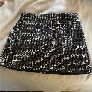 Tops hip Skirt